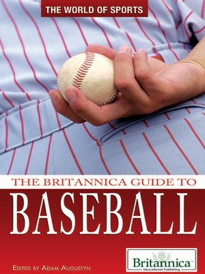 cover image of The Britannica Guide to Baseball