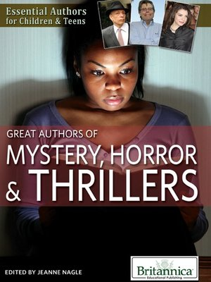 cover image of Great Authors of Mystery, Horror & Thrillers