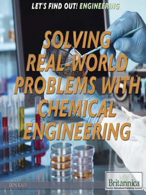 cover image of Solving Real World Problems with Chemical Engineering