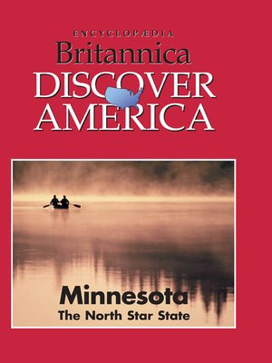 cover image of Minnesota: The North Star State