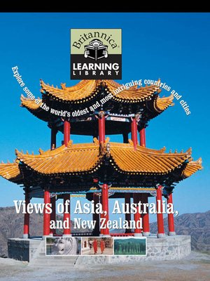 cover image of Views of Asia, Australia, and New Zealand