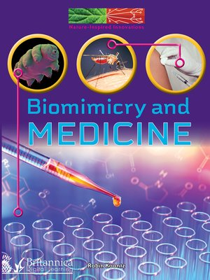 cover image of Biomimicry and Medicine