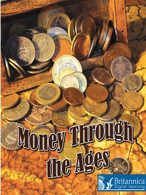 cover image of Money through the Ages