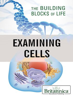 cover image of Examining Cells