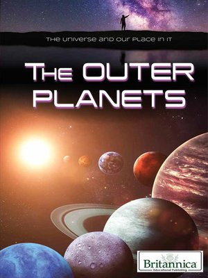 cover image of The Outer Planets