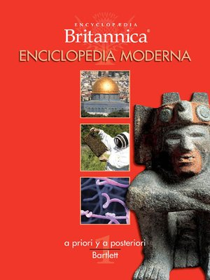 cover image of Britannica Enciclopedia Moderna