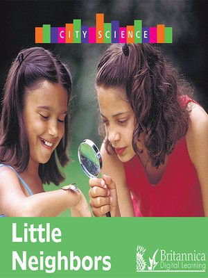 cover image of Little Neighbors