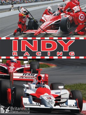 cover image of Indy Racing