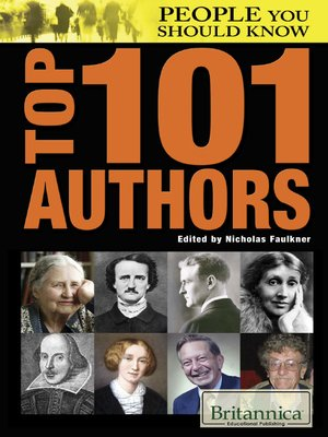 cover image of Top 101 Authors