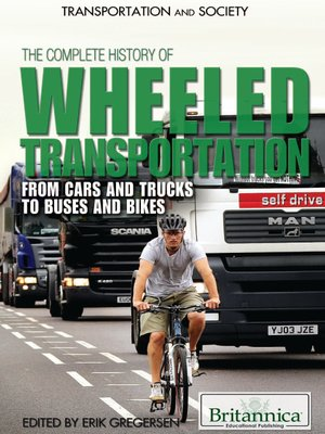 cover image of The Complete History of Wheeled Transportation