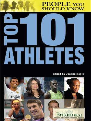 cover image of Top 101 Athletes