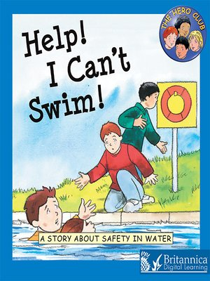 cover image of Help! I Can't Swim!