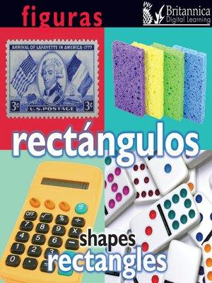 cover image of Figuras: Rectángulos