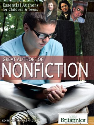 cover image of Great Authors of Nonfiction