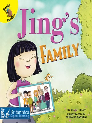 cover image of Jing's Family
