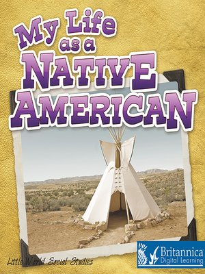 cover image of My Life as a Native American