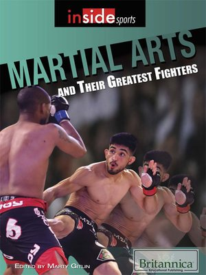 cover image of Martial Arts and Their Greatest Fighters