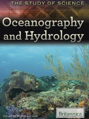 cover image of Oceanography and Hydrology