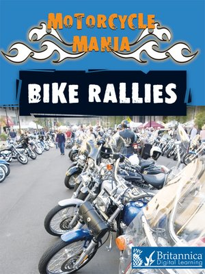 cover image of Bike Rallies