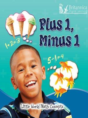 cover image of Plus 1, Minus 1