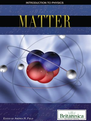 cover image of Matter