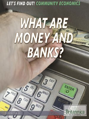 cover image of What Are Money and Banks?