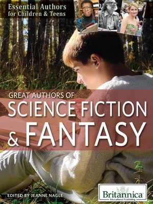 cover image of Great Authors of Science Fiction & Fantasy