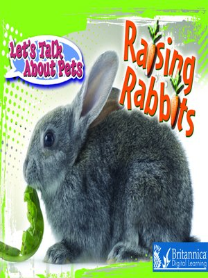 cover image of Raising Rabbits