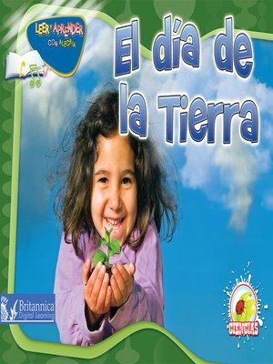 cover image of El día de la Tierra