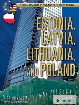 cover image of Estonia, Latvia, Lithuania, and Poland
