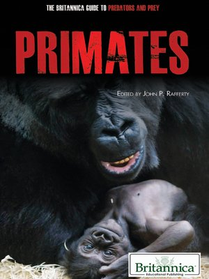 cover image of Primates