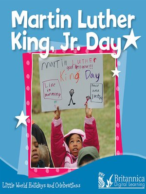 cover image of Martin Luther King, Jr. Day
