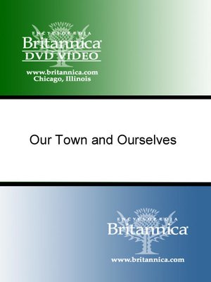 cover image of Our Town and Ourselves