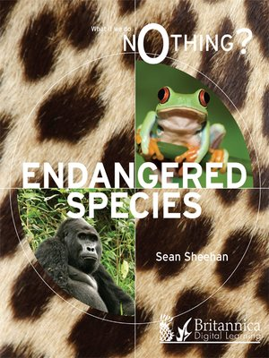 cover image of Endangered Species