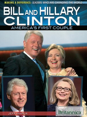 cover image of Bill and Hillary Clinton