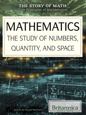 cover image of Mathematics