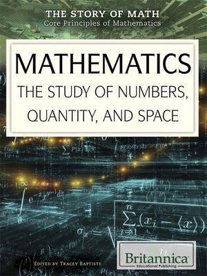 cover image of Mathematics