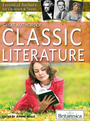 cover image of Great Authors of Classic Literature