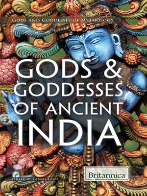 cover image of Gods & Goddesses of Ancient India