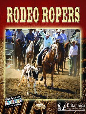 cover image of Rodeo Ropers