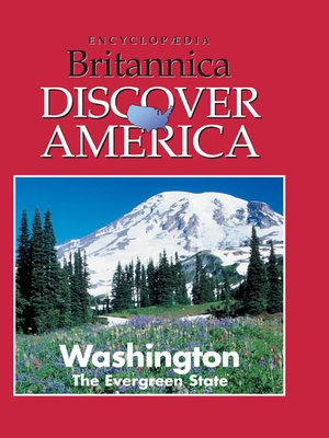cover image of Washington: The Evergreen State