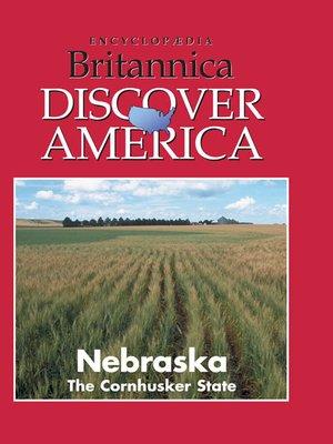 cover image of Nebraska: The Cornhusker State