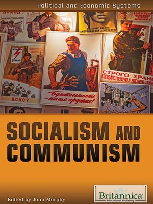 cover image of Socialism and Communism