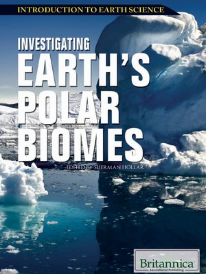 cover image of Investigating Earth's Polar Biomes
