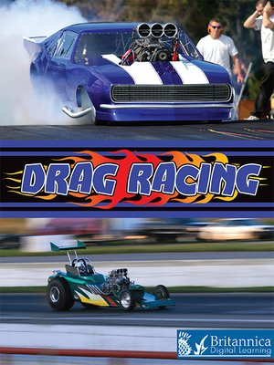 cover image of Drag Racing