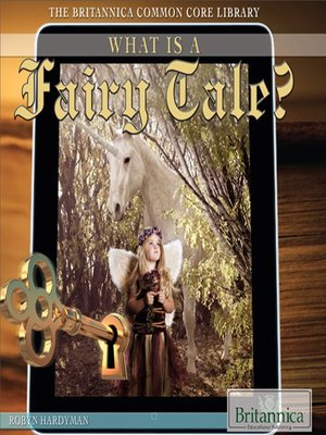 cover image of What Is a Fairy Tale?
