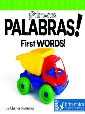 cover image of Primeras palabras (First Words)