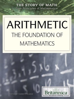 cover image of Arithmetic