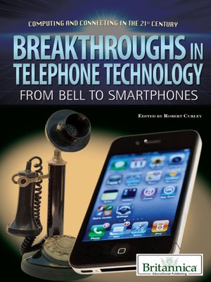 cover image of Breakthroughs in Telephone Technology