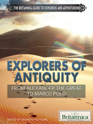 cover image of Explorers of Antiquity